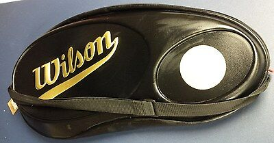 WILSON 100 YEAR JUICE 100S Bag Only for  - 4 3/8 - Racket molded structure