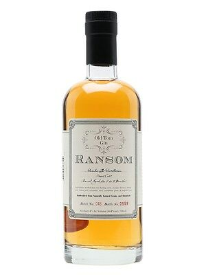 Ransom Old Tom Gin 750ml • AUD 119.99