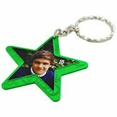 One Direction Interactive Jewellery - Star Keyring - Green - Liam - New