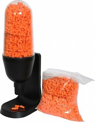 UCI UC-EP03-BLK Ear Plugs 500 Pair Bulk Refill Pack For UCD500D Dispenser