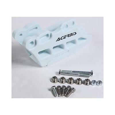 Acerbis White 2.0 Chain Guide for Suzuki 2005-15 RMZ 450 RMZ450 2410980002