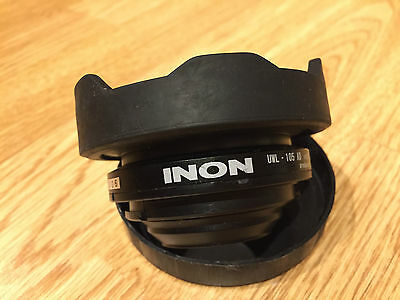 INON UWL-105AD Wide Conversion Lens with Lens Caps