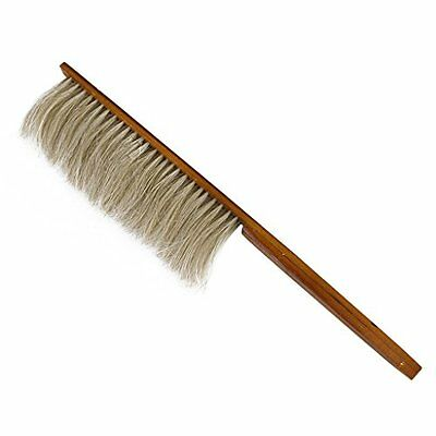 Beekeeping Bee Brush Beekeeper Beehive Tool Horse Bristle Wooden Handle--40cm LW