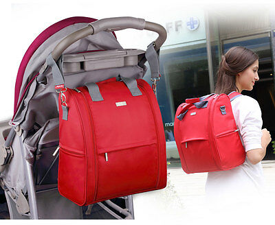 Multifunctional Baby Diaper Backpack Mommy Mummy Backpack Bag Nappy Changing Bag