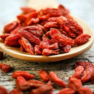 1kg Goji Berries SUPERFOOD Dried Berry Antioxidants Diet - FREE UK SHIPPING