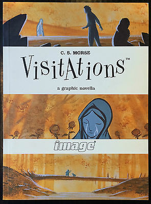 Visitations by C.S. Moore TPB Graphic Novel Image Comics