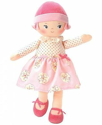 Corolle Y3942 Lili Pink Cotton Flower - New, Sealed
