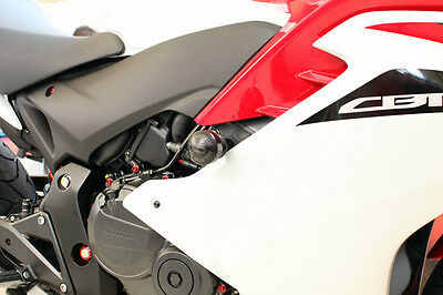 Evotech Tamponi Paratelaio Specifici Honda Cbr 600 F 2011-2015 Save Carter