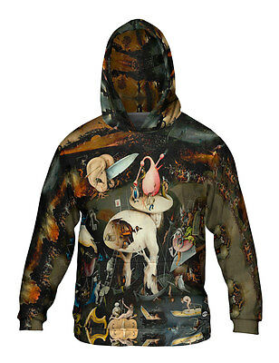 """Yizzam - Bosch - """"The Garden of Earthly Delights, 06""""- New Mens Hoodie Sweater"""