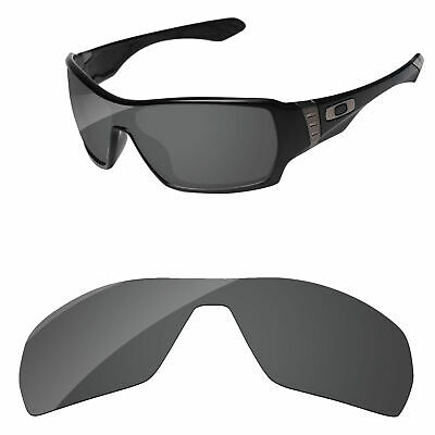 Black Polarized Replacement Lenses For-oakley Offshoot Sunglasses
