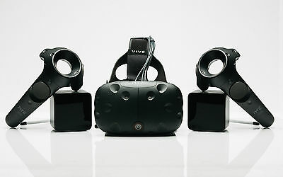 HTC Vive Virtual Reality Complete Set *NEW!* + Warranty!