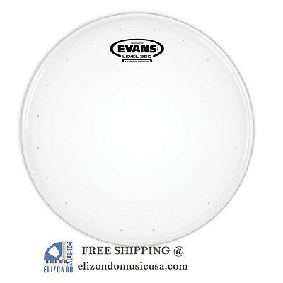 "Evans G14 Coated Snare Drum Head 14"" Level 360 New"