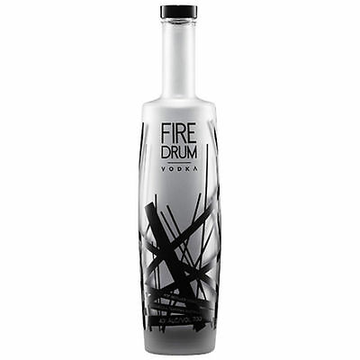 Fire Drum Vodka 700ml