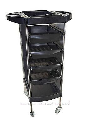 Salon Beauty Spa Hairdresser Hair Coloring Trolley Tattoo Massage Barber Cart