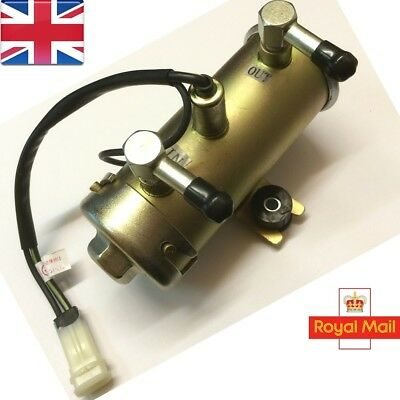 Facet Red Top Style Universal Electric Petrol Diesel Fuel Pump Kit 12V HRF-027
