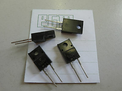 5x 5JUZ47 Super Fast Diode Rectifier SIC Schottky 600V 5A TO220  (Lager G186)