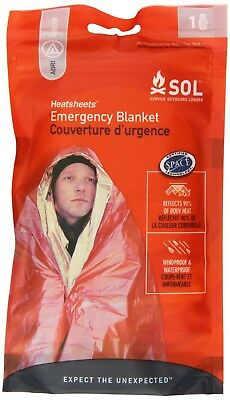 SOL Emergency Blanket 1 Person
