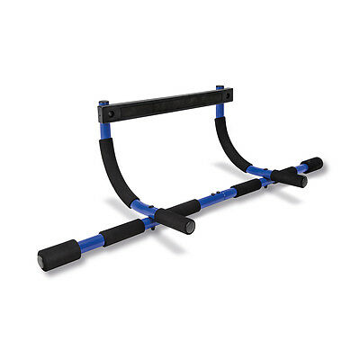 JML Awesome Gym Door Frame Workout/Pull-Up Bar Home Gym for Upper Body Exercises