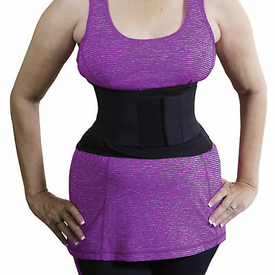 Miss Belt - Women's Compression Waist Girdle - Back Support and Slim Look