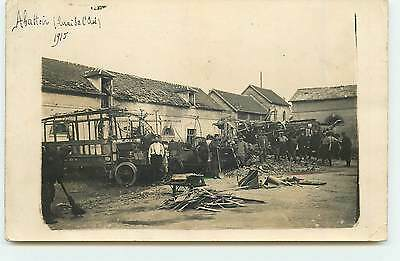 Abattoir - Quai de l'Oise - Carte-Photo