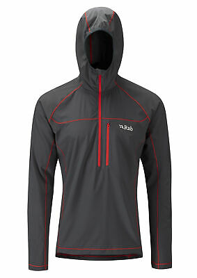 Rab Mens Boreas Pull-On Softshell / Lightweight / Windproof