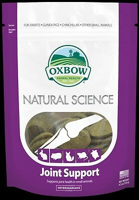 Oxbow Natural Science Joint Support for Small Animals - 60 chews