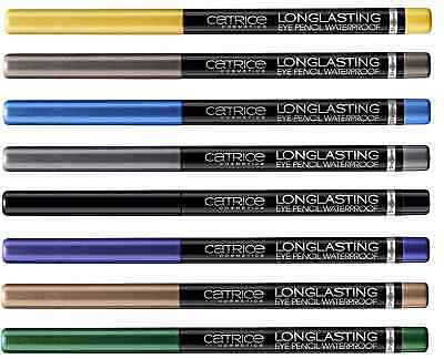 CATRICE longlasting eye pencil waterproof ++Farbwahl++ NEU&OVP
