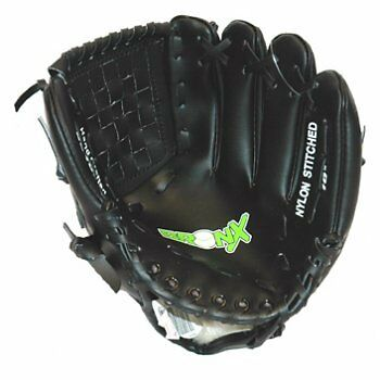 New Bronx PVC Baseball Hand Protection Gloves Open Back Softball Mitts LH & RH