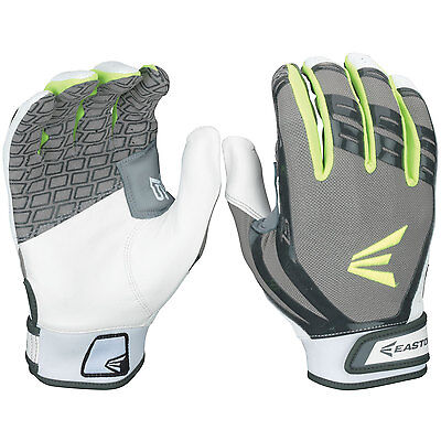 Easton Hyperskin TurboSlot Women's Fastpitch Softball Batting Gloves - Small