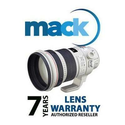 Mack 7 Year Worldwide Warranty for Lenses under $1000