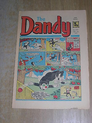 The Dandy No 1712 Sept 14th 1974