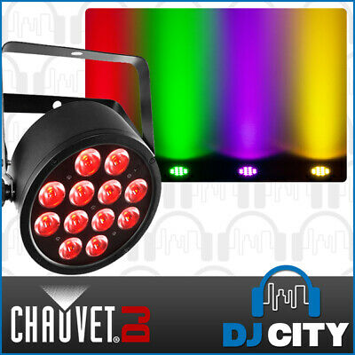 Chauvet DJ Slimpar-T12 USB Tri Colour LED Parcan with USB Wireless DMX Ability
