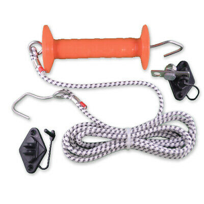 Daken Electric Fence GATE KIT BUNGIE - Easy to install - Gateways up to 5 Meters