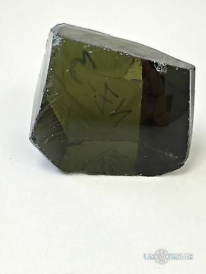 Diaspore #NZ3. Color change. 106 gr. Monosital created Gemstone. US@GEMS