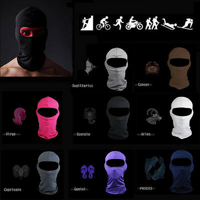 Cycling Bike Outdoor Head Neck Balaclava Full Face Mask Cover Hat Protection