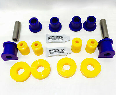 Powerflex Front Suspension Bush Kit For Ford Cortina Mk4/mk5