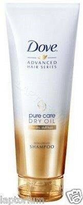 Dove Advanced Hair Pure Care Dry Oil Shampoo 250ml