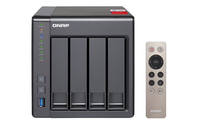 Qnap TS-451+ 4-Bay Desktop NAS Enclosure