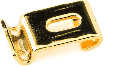 Fender American Vintage Stratocaster Bridge Saddle - Gold 0038961000
