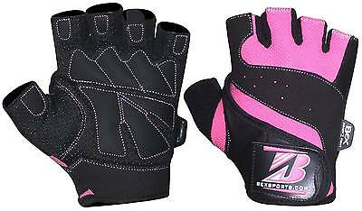 Bex Gel Ladies Weight Lifting Gloves Training Fitness Gym Wear Women Cycling