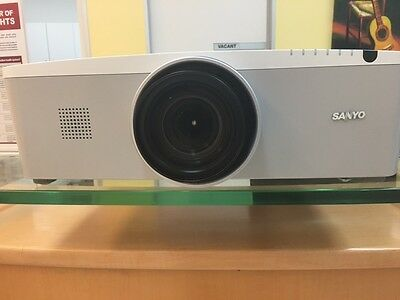 Sanyo PLC-XW250 Projector - AS NEW