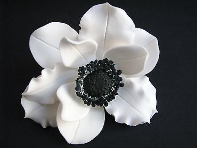 BOX SET Cake Flowers/Gum Paste Flowers/Gum Paste/Cake Sugar Flowers - Anemone