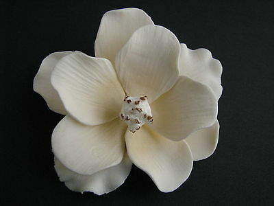 BOX SET Cake Flowers/Gum Paste Flowers/Cake Sugar Flowers - Southern Magnolia