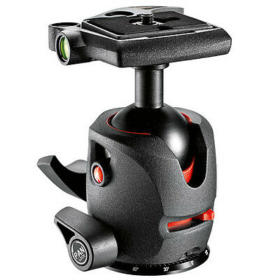 Manfrotto - MH054M0-Q2 - Magnesium Ball Head with Q2 Quick Release