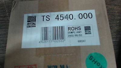 NIB Rittal TS 4540.000 Combination Angle Brackets - Pack of 4 - 60 day warranty