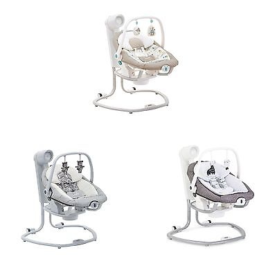 Joie Serina 2 In 1 Baby Rocker / Bouncer / Swing - From Birth To 9kg