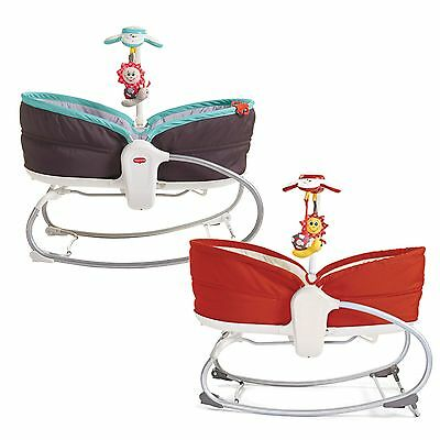 Tiny Love 3-In-1 Adjustable Baby Rocker Napper - From Birth To 9+ Months (18kg)