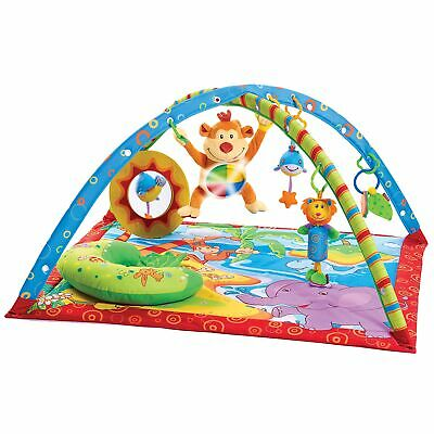 Tiny Love Gymini Monkey Island Baby Play Mat/Gym/Arch - From Birth To 12 Months