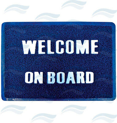 Tapis Welcome On Board 595 X 400 Mm