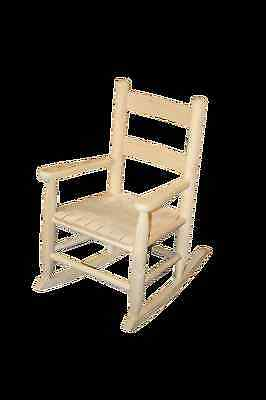 Dixie Seating Rocking Chair, 10 in Seat